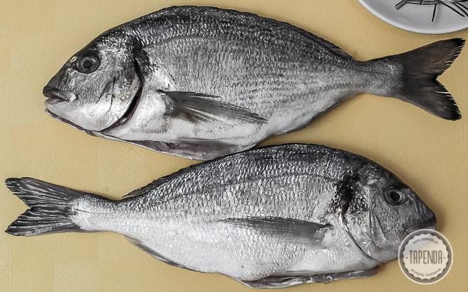 ryby przed filetowaniem