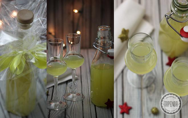Limoncello- nalewka cytrynowa