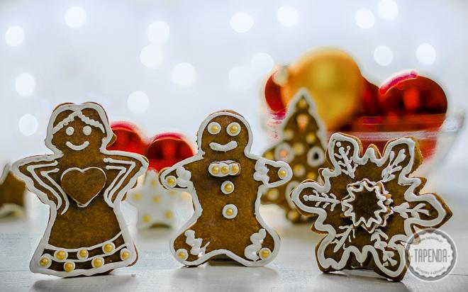 Przepis na pierniczki- świąteczne pierniki