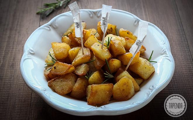 Smażone ziemniaki na szybko