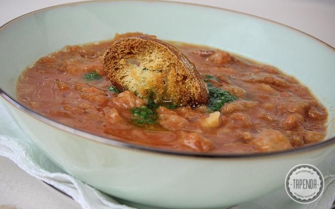 Zupa Pomidorowa Kuchnia Wloska