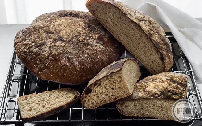 Chleb pszenny na zaczynie drożdżowym