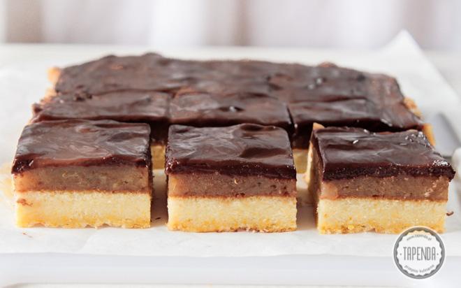 Ciasto dyniowe z jabłkami i czekoladą