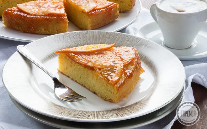 Ciasto pomarańczowe