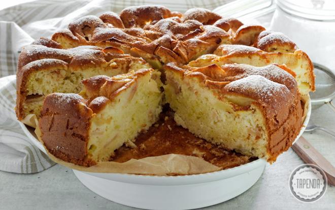 Ciasto z jabłkami jak u babci