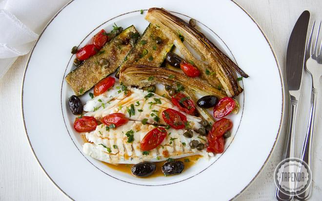 Pieczna dorada czyli jak upiec rybę w piekarniku
