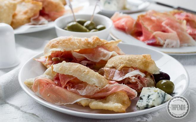 Gnocco Fritto Kuchnia Wloska Przepis Tapenda Pl