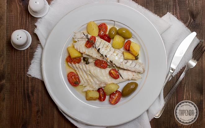 Jak zrobić rybę w stylu włoskim