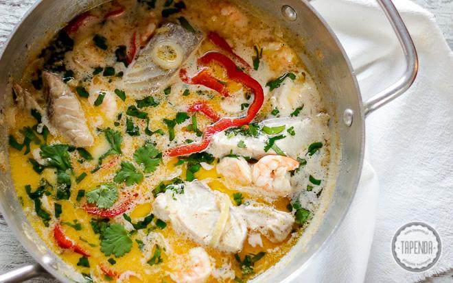 Moqueca- kuchnia brazylijska