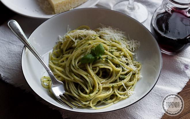 Pesto z bazylii- pesto genovese