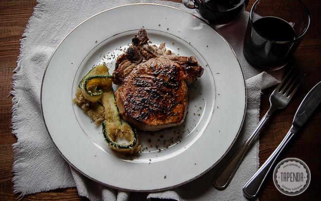 Stek wieprzowy